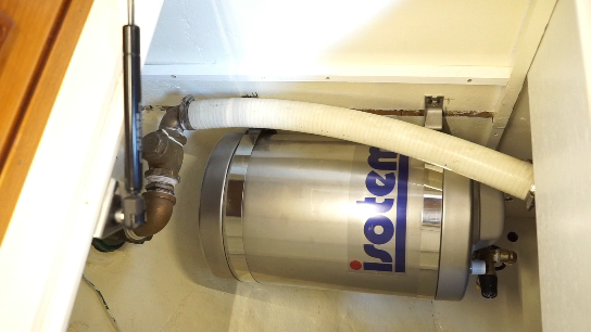 Isotemp water heater